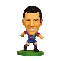 Futbolista Figurita - Soccerstarz De Barcelona Alexis