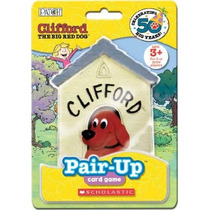 Tb Muñeco - Clifford The Big Red Dog Pair-up Card Game