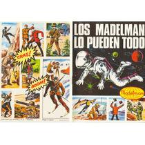 Madelman Coleccion De Catalogos, Revistas Y+extras Completos
