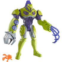 Toxzon Bomba Biológica Max Steel Mattel
