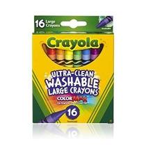 Crayola Lavables Crayons 16-pk.