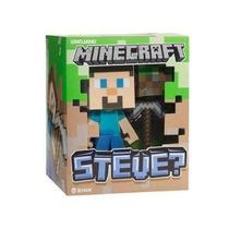 Figura Minecraft Steve O Creeper Vinyl Edición Limitada
