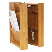 Inicio Fundamentos Carta Rack Con La Caja Key Bambú