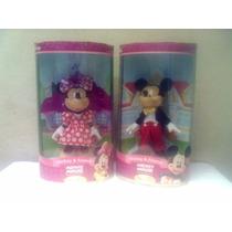 Disney Porcelana - Mickey Minnie Mouse - Brass Key