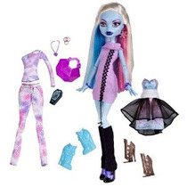 Monster High Exclusivo Doll Figura Abbey Bominable 3 Frosty