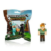 Minecraft Perchas 3 Figura Ciegos Packs Serie 2