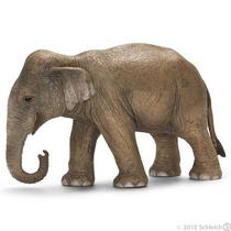 Asia Elephan Figurita - Schleich Vida Silvestre Elefante