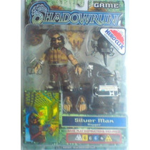 Wiz Kids, The Action Figure Game, Shadowrun, Silver Max