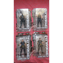 Los Indestructible / Expendables 2 Set Completo