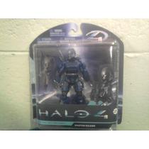 Halo 4 Mcfarlane Toys Master Chief Reach Soldado Espartano