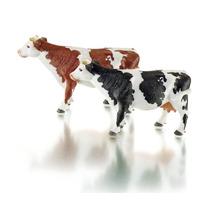Vacas Juguete Granja - Siku 1:32 Miniatura Replica Modelo An