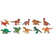 Los Dinosaurios De Juguete - Safari Granel Bolsas: Dino Babi