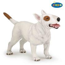 Bull Terrier Toy - Papo 54027 Animales Especificados Plásti