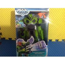 Max Steel Toxzon Bomba Biológica De Mattel
