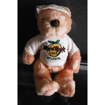 Peluche Osito Hard Rock Cafe Atlanta Herrington Teddy Bears