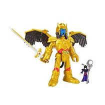 Fisher-price Imaginext Power Rangers Goldar Y Rita