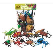 Animal De Juguete Figuras - Wild Republic Insectos Polybag C