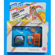 Paquete Siglo Xxx Lanza Laser Liquido De Lili Ledy
