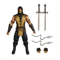 Mortal Kombat X Series 1 6 Pulgadas Altura - Escorpión