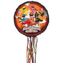 Power Rangers Piñata Cada
