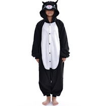 Dayan Pijamas Anime Disfraz De Animal Adulto Onesie Gato Cos