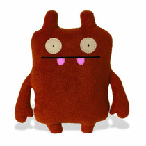 Tb Peluche Uglydoll And Limited-edition Citizen No. 18 Small