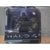 Halo 4 Mcfarlane Toys Master Chief 3 Reach Serie 1