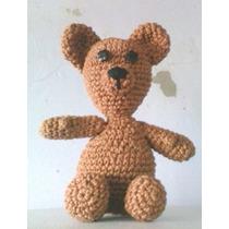 Muñeco Oso A Crochet