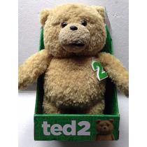Ted 2 Peluche Parlante Licencia Oficial 24cm