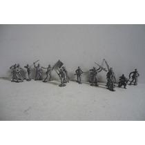 Set De Soldado Confederado - Muñeco De Juguete Copia Marx