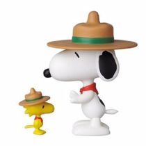 Snoopy Y Woodstock Beagle Scout