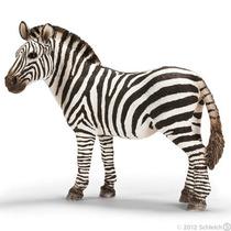 Zebra Figurita - Schleich Vida Silvestre Femenino Juegos De
