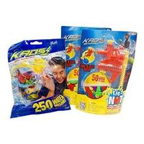 Kaos Tie-no Globo De Agua Llenado Conjunto Dual Combo Pack C