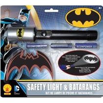Rubíes Batman La Linterna Valiente Y Audaz Y Kit Batarang