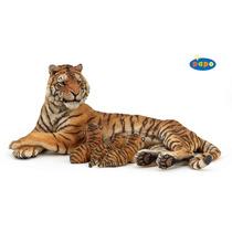 Tigre Y Cub Juguete - Mentir Tigresa Y Cubs Enfermería Salv