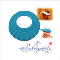 Visera Protectora Para Bebés Hasta El Baño Y El Sol (azul)