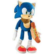 Sonic Deluxe 15 Pulgadas Figura Felpa