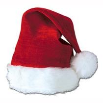 Gorro De Papá Noel Con Felpa Recortar