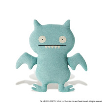 Tb Peluche Gund Uglydoll Little Ice-bat, Blue, 8.1 Plush