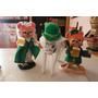 Set Figuras Annalee Thorndike Irish Toy Beer Cerveza Irlanda
