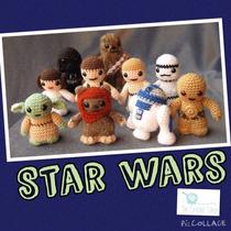 Muñecos Amigurumi Tejidos Juguete Varios Personajes Nuevos