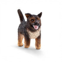 Pastor Alemán Figurita - Schleich Cachorro Mundial De La Na