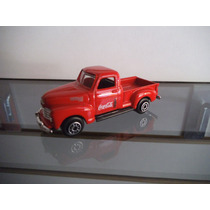 Camioneta Chevrolet Coca Cola Welly
