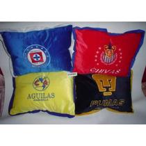 Almohada De Equipos Del Futbol Mexicano