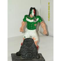 Figura De Futbol Seleccion Mexicana