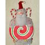 Navidad Santa Dulce Y Pastel Adorno Decoración Navideña