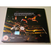 Muse Live At Rome Olimpic Stadium Cd/dvd Nuevo Nacional
