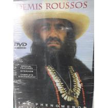 Demis Roussos The Phenomenon Dvd Nuevo Sellado