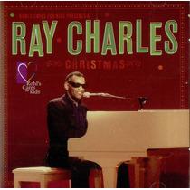 Ray Charles: Christmas. Cd Seminuevo De 2006. Made In Usa
