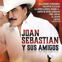 Joan Sebastian Y Sus Amigos / Varios / Disco Cd 20 Canciones